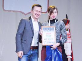 Интервью со студенткой кафедры  изобразительного искусства и дизайна  с Сысоевой Викторией.