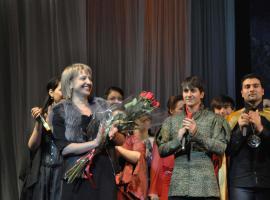 Выступление в Ростове