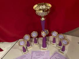 Солисты вокального ансамбля Института искусств АГУ стали обладателями гран-при международного конкурса «Увеличительное стекло»