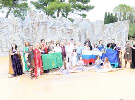 Триумф театра АГУ в Италии