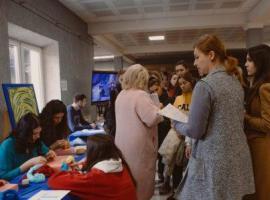 Институт искусств на фестивале «Nauka 0+»