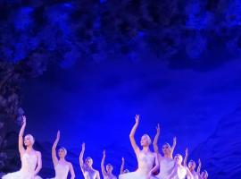 25 апреля 2021 года студенты хореографического отделения Института искусств, посетили  балет «Лебединое Озеро»
