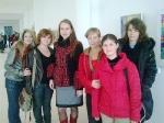 2009-11-17  Выставка молодых художников Вдохновение 2009