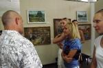 2011-09-09  Открытие выставки Абакумовой Е.В