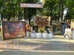 2009-09-16  Выставка достижений кафедры на день города Майкопа
