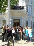 2010-05-05  Посещение выставки  Самураи в г.Краснодар