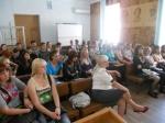 2010-09-16  Беседа о моде и дизайне с московским дизайнером Изабеллой Рош